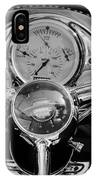 1950 Oldsmobile Rocket 88 Steering Wheel 4 IPhone Case