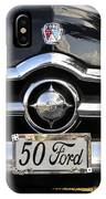 1950s Ford IPhone Case