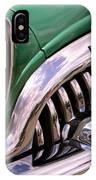 1953 Buick Chrome IPhone Case