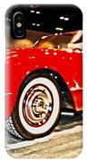1954 Chevrolet Corvette Number 2 IPhone Case