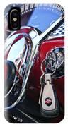 1955 Chevrolet 210 Key Ring IPhone Case