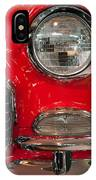 1955 Chevy Bel Air Headlight IPhone Case