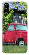 1955 Ford F100 Truck IPhone Case