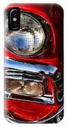 1956 Chevrolet Bel Air IPhone Case