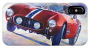 1956 Ferrari 250 Gt Berlinetta Tour De France IPhone X Case