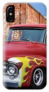 1956 Ford F100 'brickyard' Pickup IPhone Case