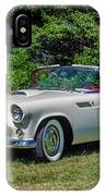 1956 Ford Thunderbird IPhone Case