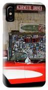 1957 Corvette Hackberry Arizona IPhone Case