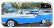 1957 Ford 2 Door Fairlane C130 IPhone Case