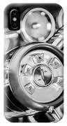 1958 Edsel Ranger Push Button Transmission 2 IPhone Case