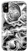 1958 Impala Beauty Within The Beast IPhone Case