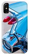 1959 Cadillac Eldorado 62 Series Taillight IPhone Case