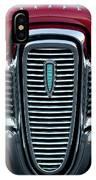1959 Edsel Corsair Convertible Grille IPhone Case