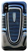 1959 Edsel Villager Grille IPhone Case