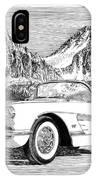 1960 Corvette IPhone Case