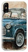 1960 Fiat 1100 103 H IPhone Case