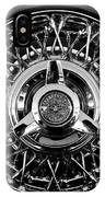 1960 Ford Thunderbird Spare Tire 2 IPhone Case