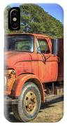 1965 Ford F600 Snub Nose Commercial Truck IPhone Case