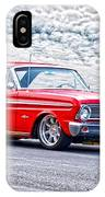 1965 Ford Falcon Sprint 289 IPhone Case