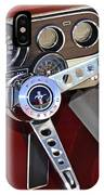 1966 Mustang IPhone Case