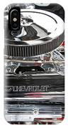 1967 Chevrolet Chevelle Ss Engine IPhone Case