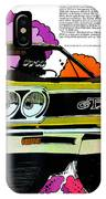 1968 Plymouth Gtx - Adios IPhone Case