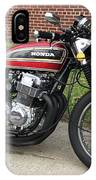 1973 Honda Cb750 IPhone Case