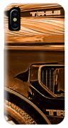1980 Pontiac Trans Am IPhone Case