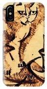 19899 Manuel Ruiz Pipo IPhone Case