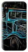 1931 Chevy Hot Rod  IPhone Case