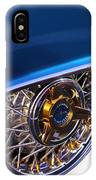 1957 Ford Thunderbird Wheel IPhone Case