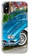 1959 Chevrolet Corvette IPhone X Case