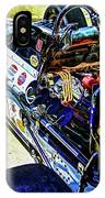 1966 Gearhardt Rear Engine V8 IPhone Case