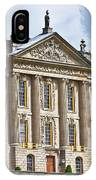 A View Of Chatsworth House, Great Britain IPhone Case