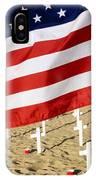 Arlington West Santa Barbara California IPhone Case