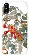 Audubon: Hummingbird IPhone Case