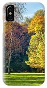 Autumn Colors Of Nature IPhone Case