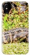 Baby Alligator IPhone Case