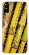 Bamboo Stalks IPhone Case