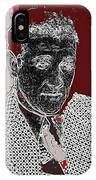 Benjamin Siegel Aka Bugsy Unknown Locale Or Date-2013 IPhone Case