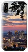 Birmingham Skyline IPhone Case