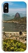 Brasil Rio De Janeiro IPhone Case