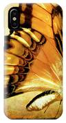 Broad Banded Swallowtail IPhone Case