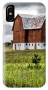 Brutus Barn IPhone Case