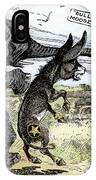 Bull Moose Campaign, 1912 IPhone Case