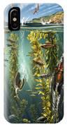 California Kelp Forest IPhone Case