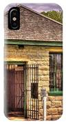 2 Cell Jailhouse IPhone Case