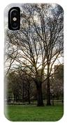 Central Park Views  IPhone Case