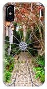 Charleston Gated Garden IPhone Case