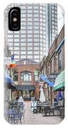 Charlotte Nc Downtown IPhone Case